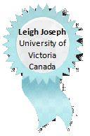 Joseph 2012 ISE Student Prize Awardee