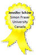 Schine 2012 ISE Student Prize Awardee